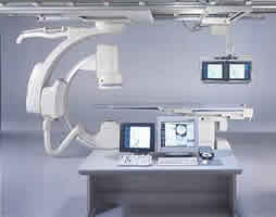 Photo: Angiography Equipment