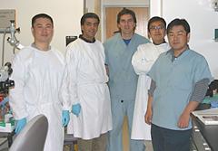 Rhoton Lab 2005 - 2006