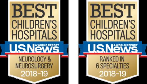 Best Children's Hospital flags